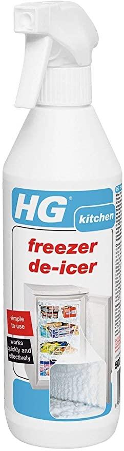 Freezer De-Icer Spray - 500ml – Now Only £4.50
