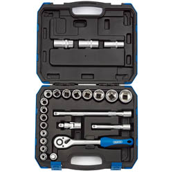 "1/2"" Sq. Dr. Metric Socket Set  – Now Only £45.00"