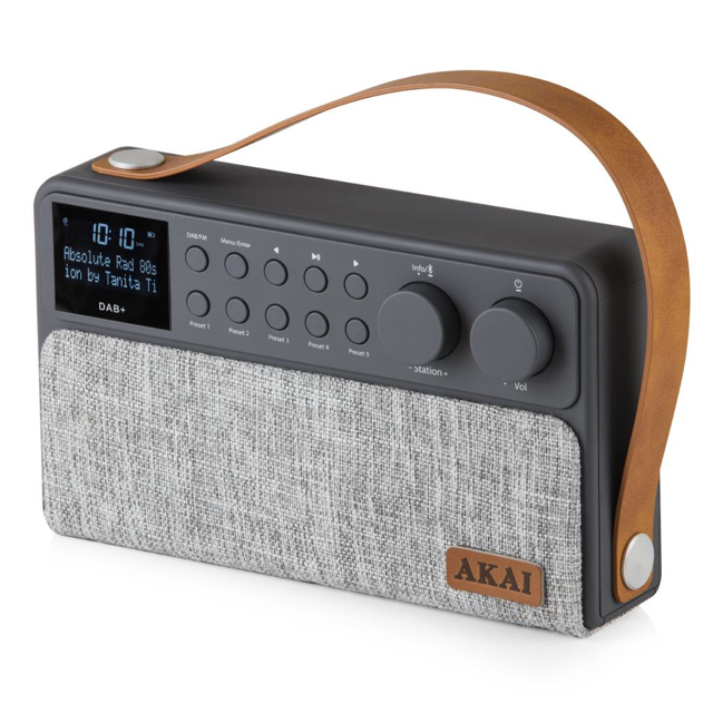 Portable Bluetooth DAB+ Radio – Now Only £75.00