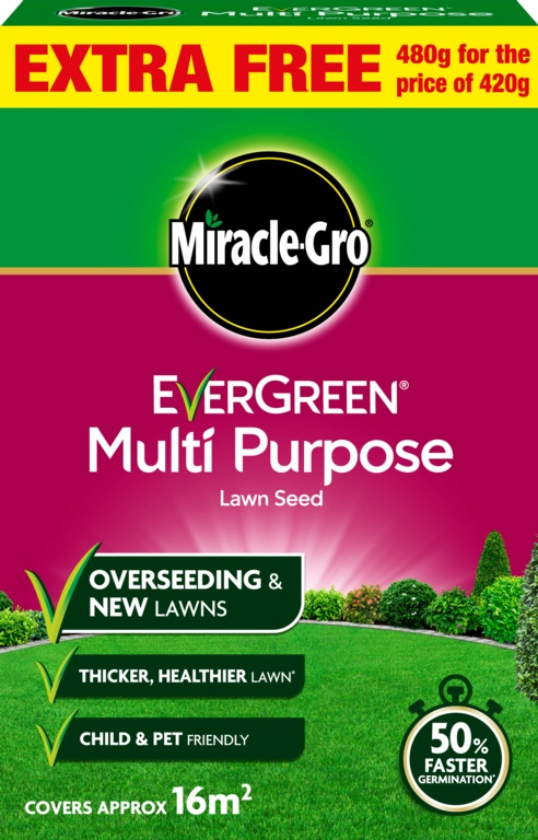 Multi Purpose Grass Seed – Now Only £6.00