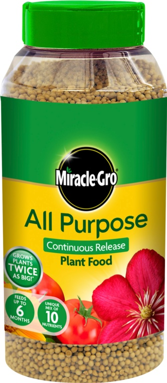Slow Release All Purpose Plant Food - Shaker Jar – Now Only £6.00