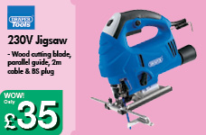 230V Jigsaw – Now Only £35.00