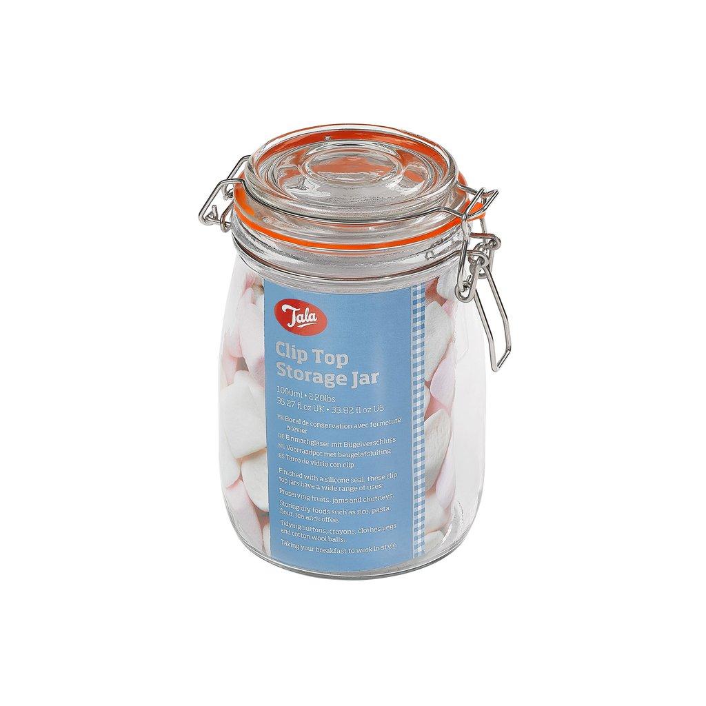 1000ml Storage Jar – Now Only £3.00