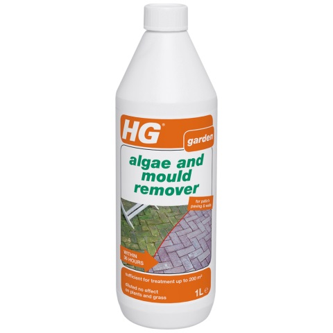 1 Litre Algae  and Mould Remover – Now Only £6.00