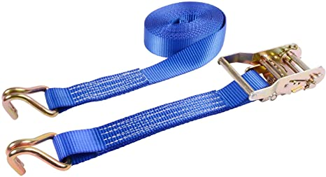 38mm x 6m Ratchet Straps – Now Only £12.00