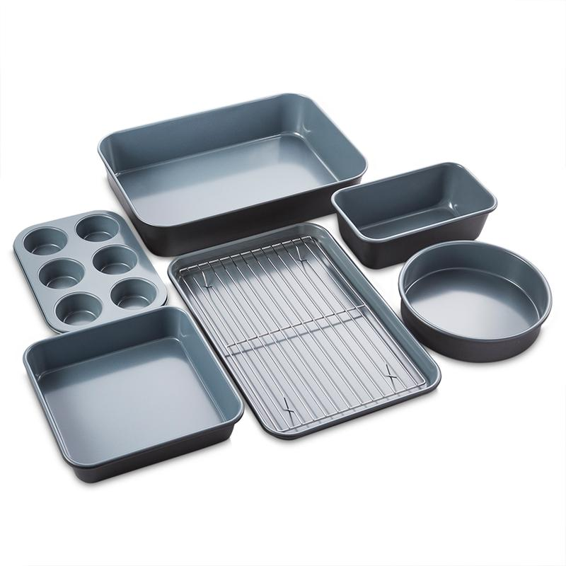Freedom Stacking Bakeware Set - 7 Pieces – Now Only £35.00